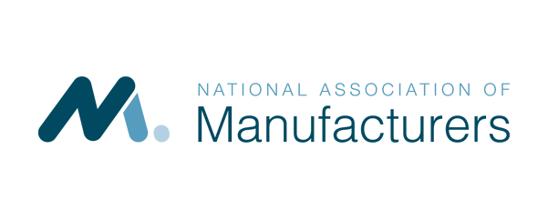 Logo For National Association of Manufacturers