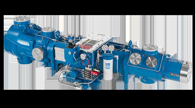 JGN-JGQ Reciprocating Gas Compressors   Ariel Compressors