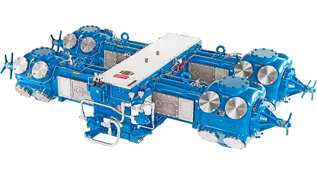 JGE-JGK-JGT Reciprocating Gas Compressors | Ariel Compressors