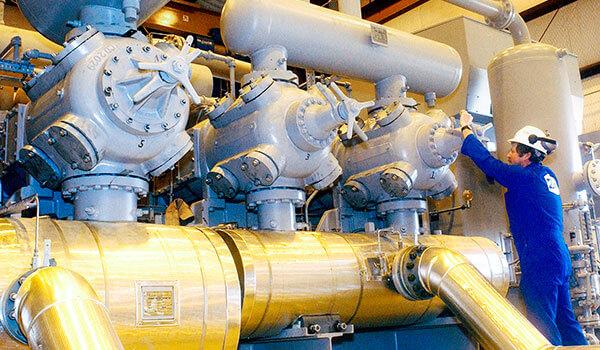 process gas compressors api 618 ariel process