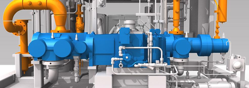 Compressed Natural Gas Compressor