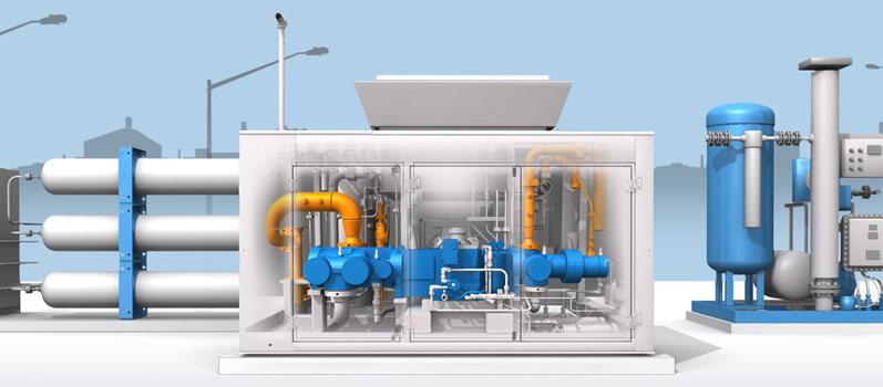Compressed Natural Gas (CNG) | CNG Compressors | Ariel
