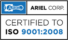 Ariel's ISO 9001:2008 Quality System