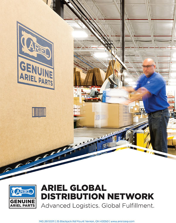 Ariel Global Distribution Network