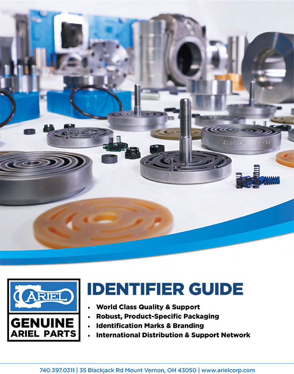 Genuine Ariel Parts Identifier Guide