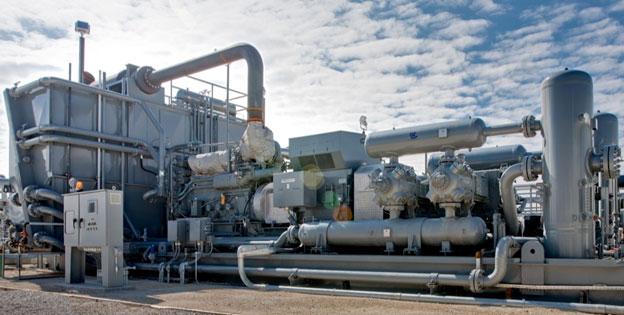 Gas Compressor: Ariel Gas Compressor