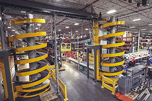 Distribution Center Home Page