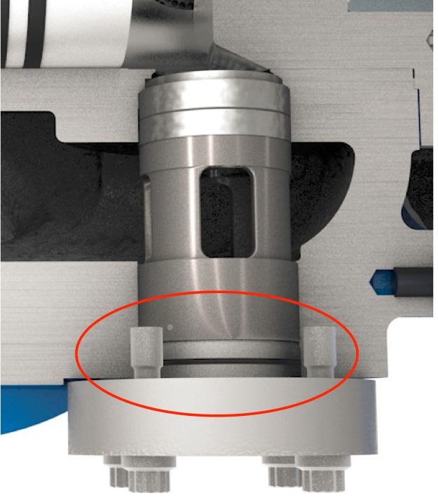 Compressor Gas Cap : Ariel corporation arielcorp