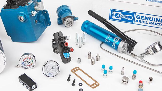 genuine ariel compressor parts