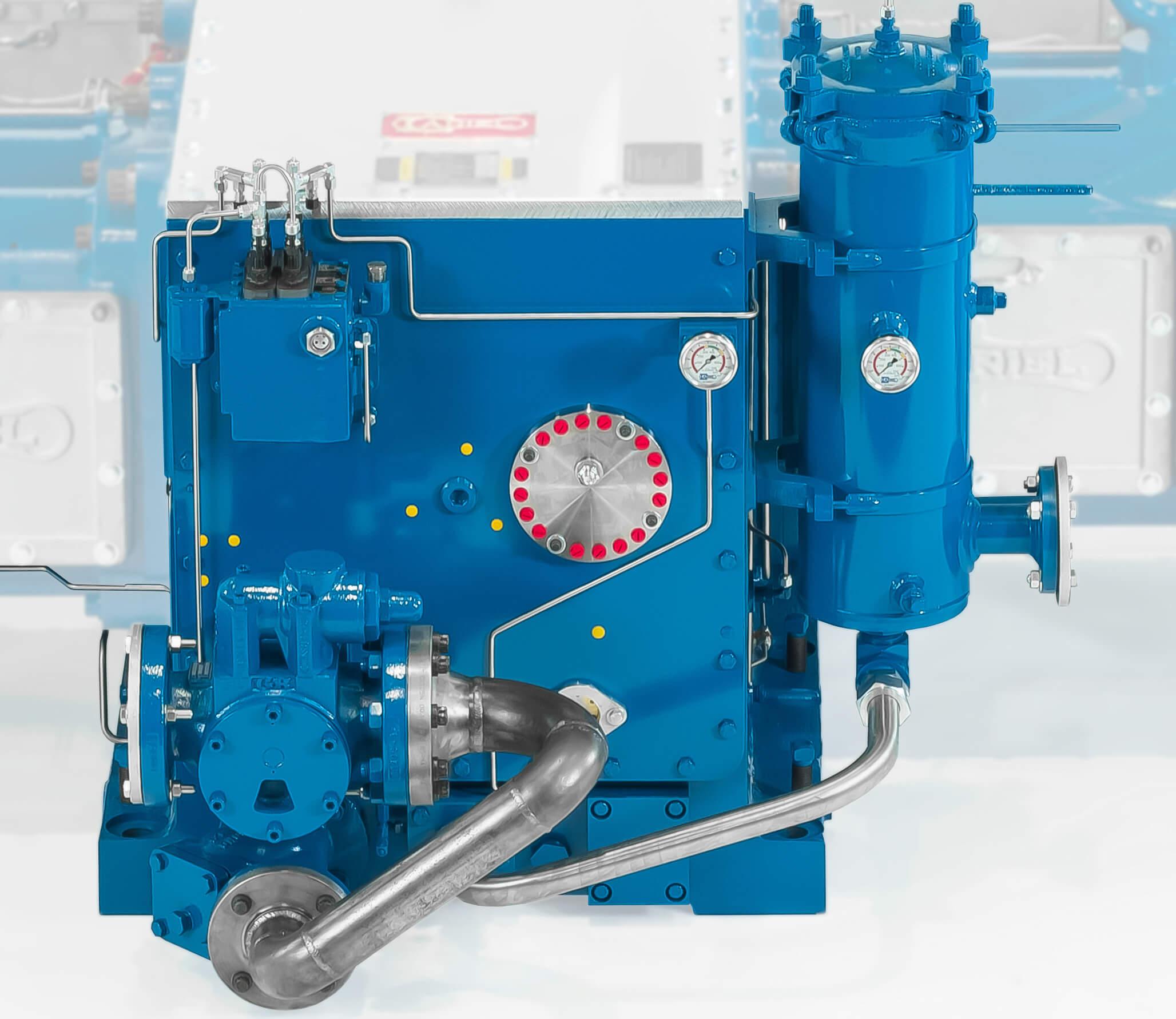 Jgc Jgd Jgf Reciprocating Gas Compressors Ariel