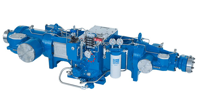 Ariel KB100 Reciprocating Gas Compressors