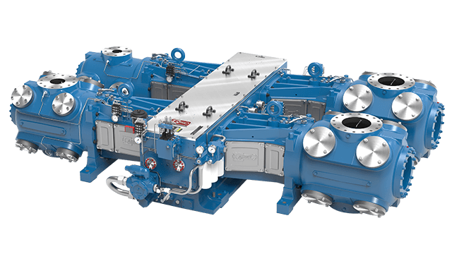 Ariel KBK & KBT Reciprocating Gas Compressors