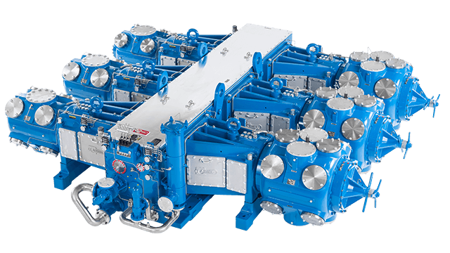 Ariel KBU & KBZ Reciprocating Gas Compressors
